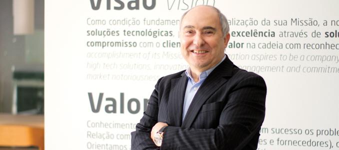 """Carlos Gonçalves, F.Fonseca: """"é a excelência das pessoas que trabalham connosco que garante o sucesso da nossa empresa"""""""