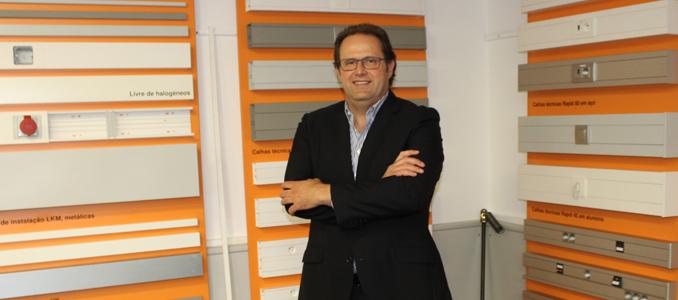 """Pedro Faria, OBO Bettermann: """"a OBO é e vai manter-se uma marca de confiança em todas as áreas relacionadas com a infraestrutura eletrónica dos edifícios"""""""