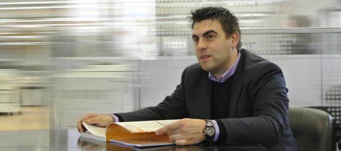 """David Cerqueiro, Televés: """"o negócio da iluminação LED profissional é a chave para alcançar os nossos objetivos de crescimento"""""""