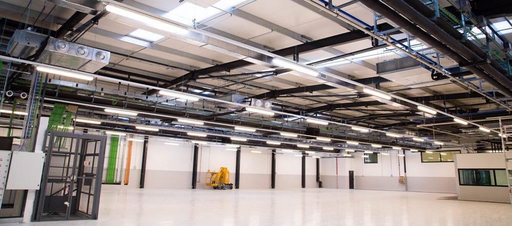 Tecnologia Legrand em nova fábrica de ótica