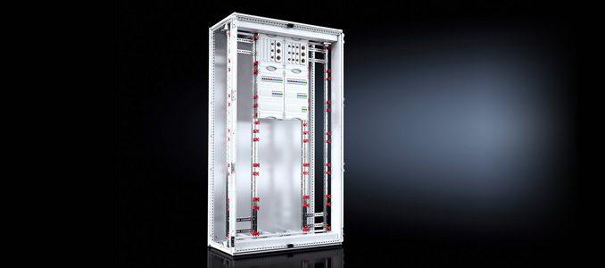 Rittal Portugal: VX25 Ri4Power – sistema integrado para distribuição de energia