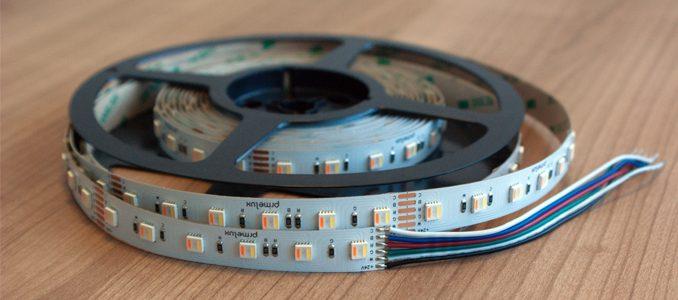 Primelux: ZETTA e YOTTA RGB – fita LED Profissional para uma solução RGB sem pontos