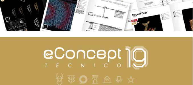 Grupo Prilux Iluminación: Novo catálogo eConcept Técnico
