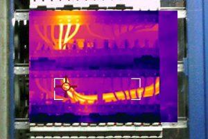 termografia na indústria