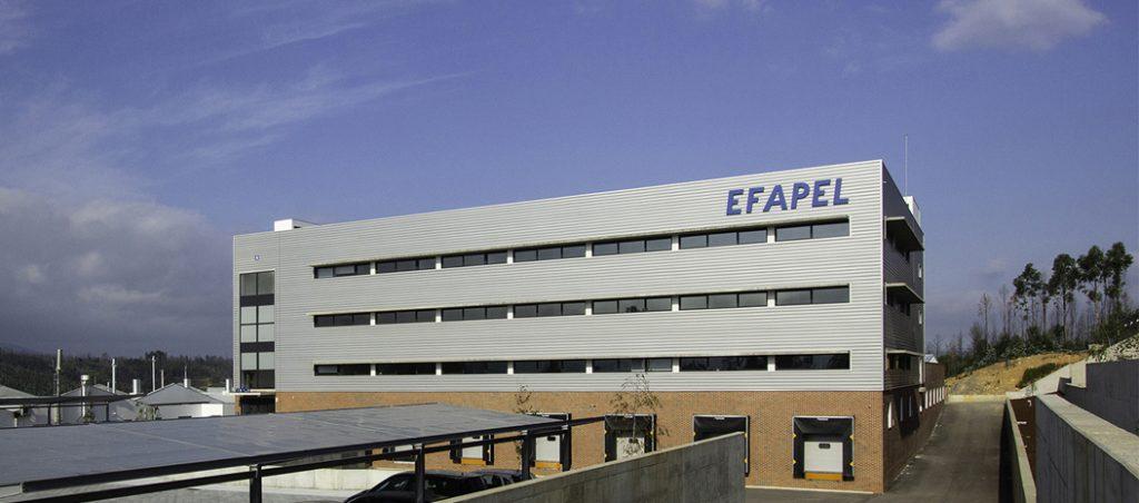 EFAPEL com vendas de 20M€ tem quebra de 5.88%