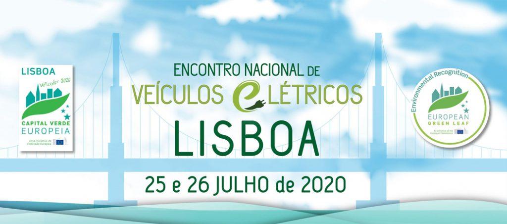 Lisboa acolhe Encontro Nacional de Veículos Elétricos – ENVE 2020