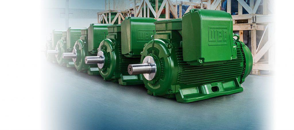 WEG assina contrato com a ARKEMA para fornecimento de motores de alto rendimento