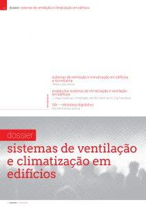Artigo sobre Sistemas de ventilação e climatização em edifícios
