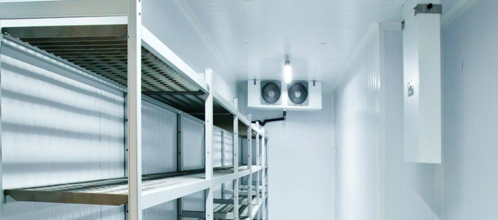 casos práticos de ventilação: secador de vestuário de trabalho