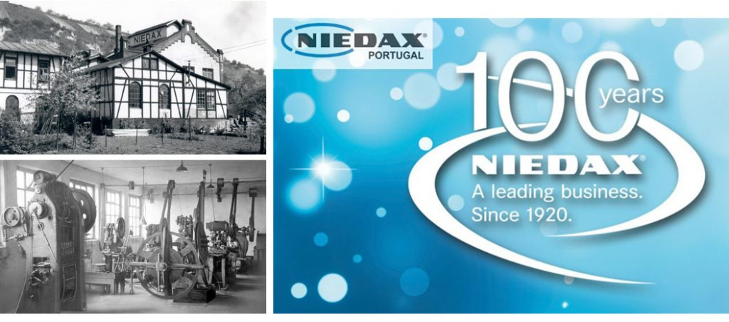 Niedax: sucesso com tradição