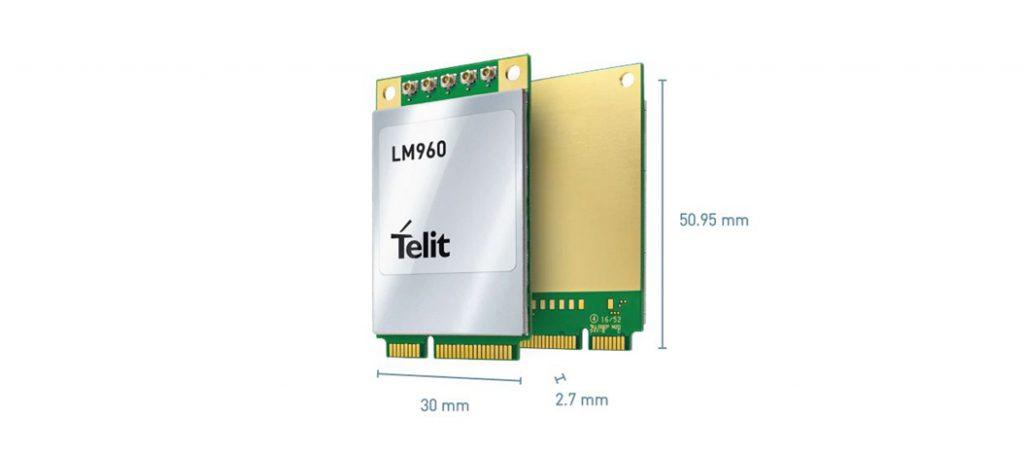 RUTRONIK: cartão de dados LTE para transmissão de dados em alta velocidade da Telit