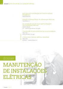 Dossier de Manutenção de instalações elétricas