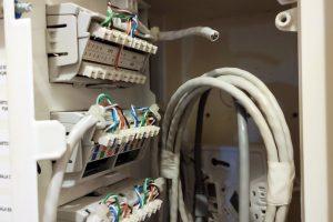 Projeto eletrotécnico de infraestruturas de telecomunicações