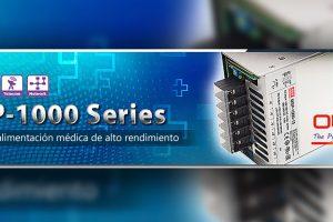 Fontes de alimentação médica – Série MSP-1000
