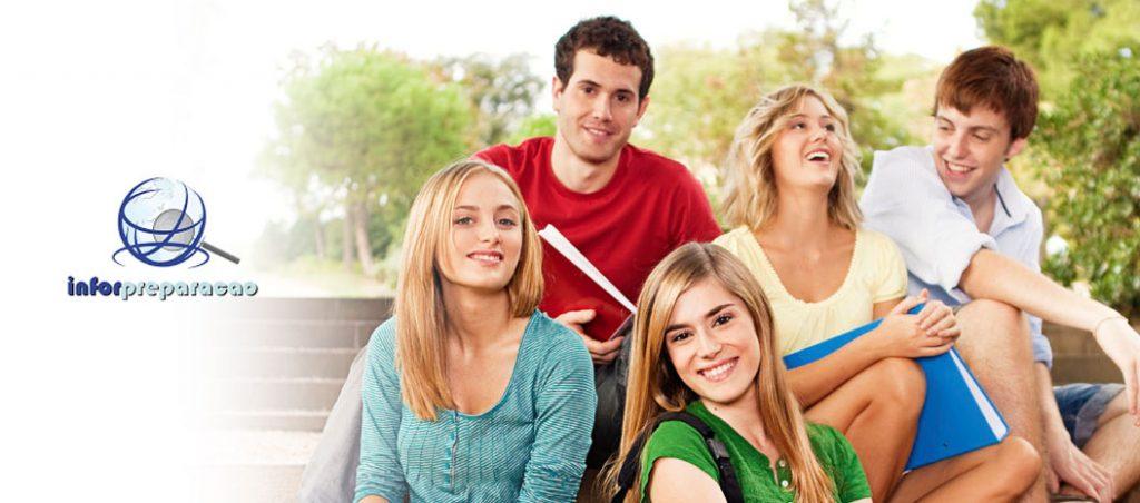 Inforpreparação oferece cursos gratuitos para jovens