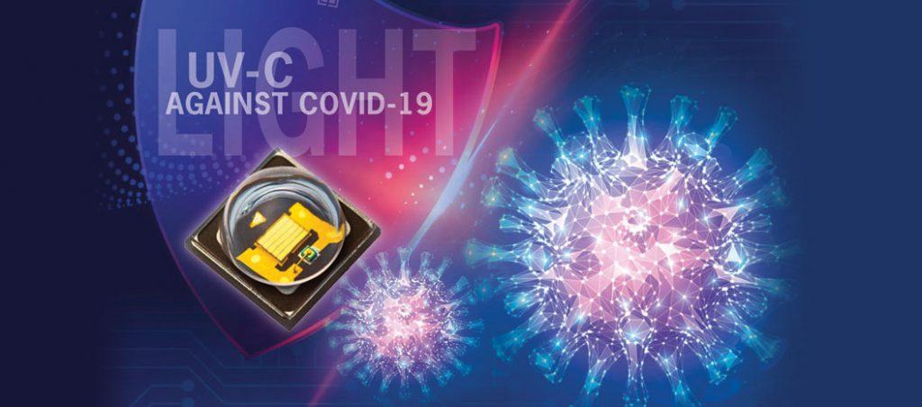 Mais do que iluminação: Rutronik mostra abordagens inovadoras com LEDs UV