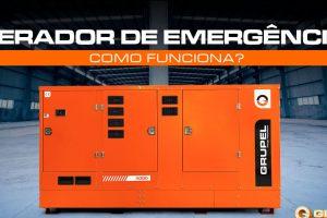 Grupel: como funciona um gerador standby/ emergência?