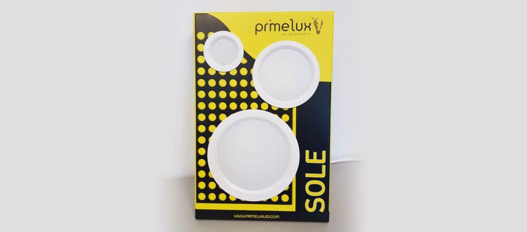 Primelux: expositores SOLE