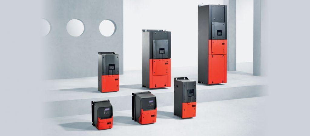 MOVITRAC LTP-B Para aplicações exigentes no campo