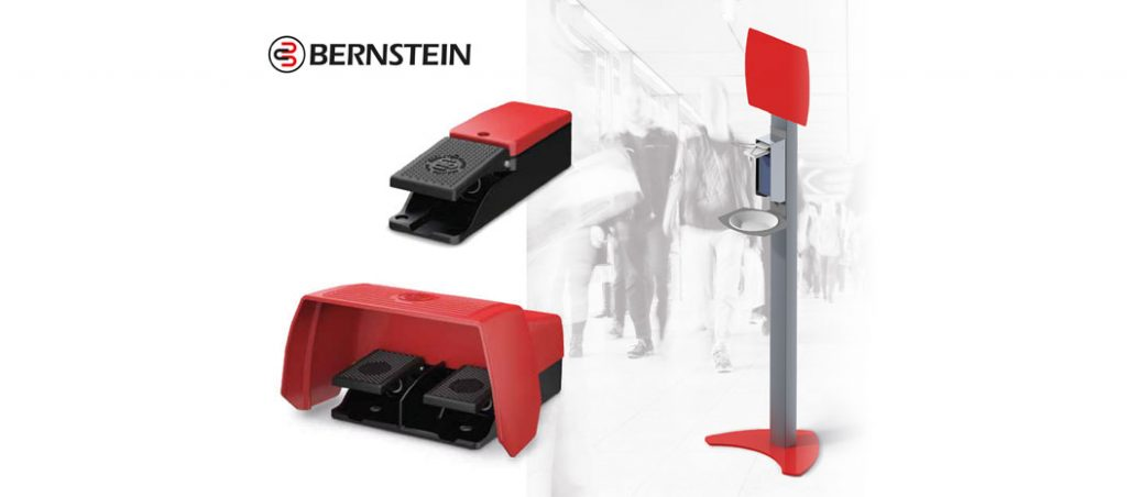 """""""Realmente há uma mão e um pé…"""" – soluções de higiene da BERNSTEIN"""