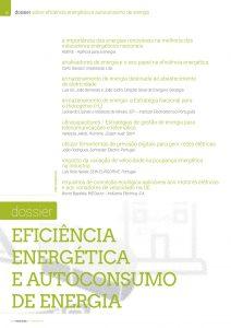 Dossier sobre Eficiência energética e autoconsumo de energia