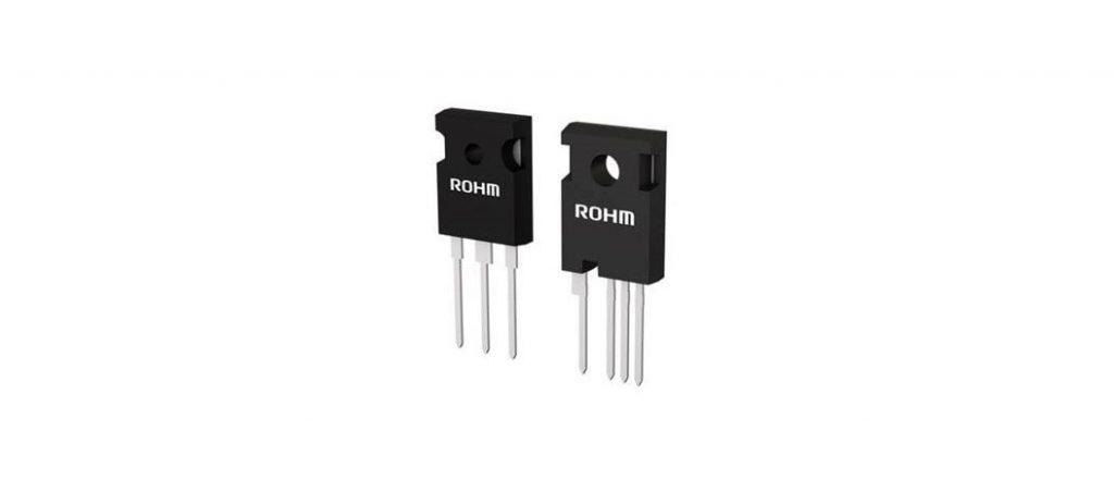 Menos perdas de comutação: SiC-MOSFETs de eficiência energética da Rohm na Rutronik