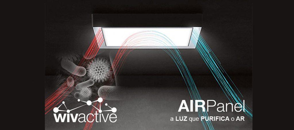 WIVActive: sistema Inovador para higienização do ar