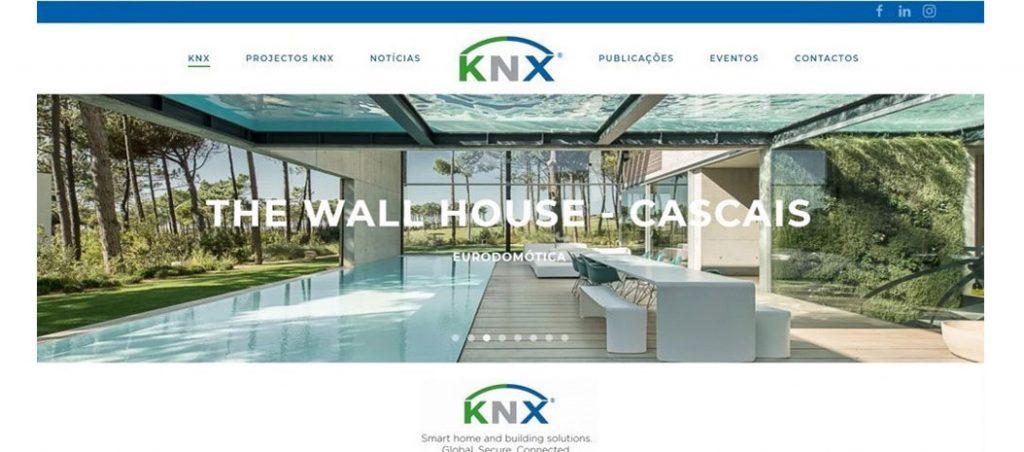 Associação KNX renova o seu website com novidades