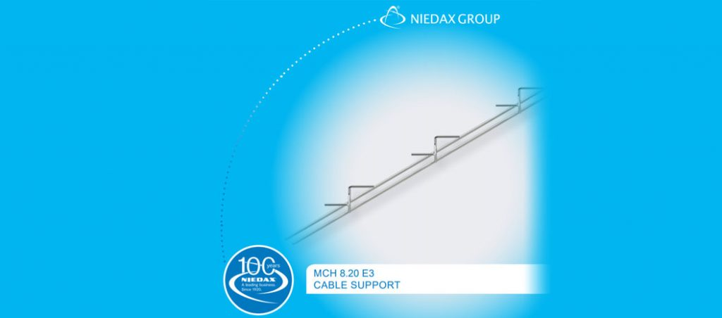 suporte de cabos