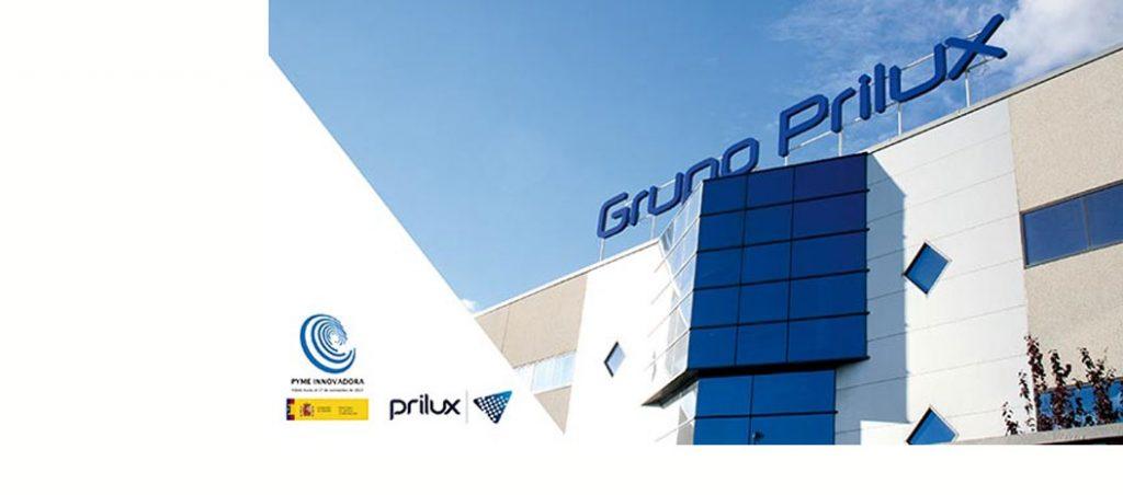 Grupo Prilux Iluminación, de Toledo (Espanha) recebe o reconhecimento da inovação na sua atividade profissional