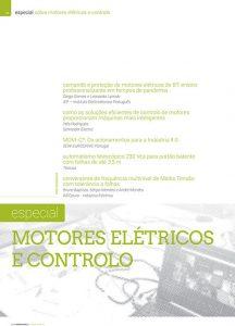 Dossier sobre Motores elétricos e controlo