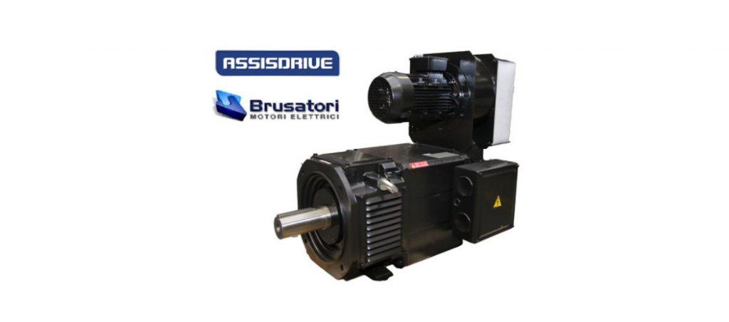 Assisdrive apresenta motores vetoriais da Brusatori