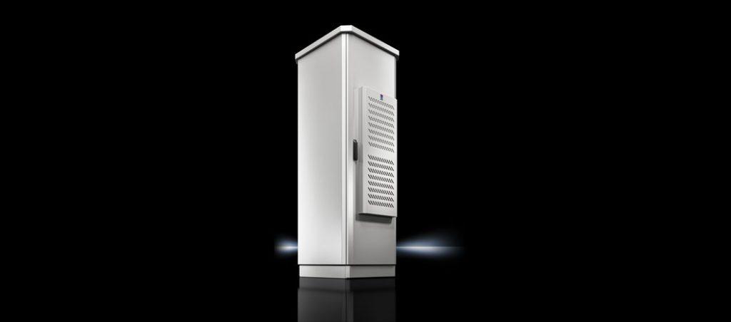Blue e +: novas unidades de climatização para exterior da Rittal