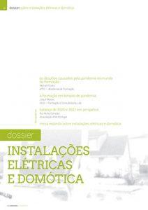 dossier sobre instalações elétricas e domótica