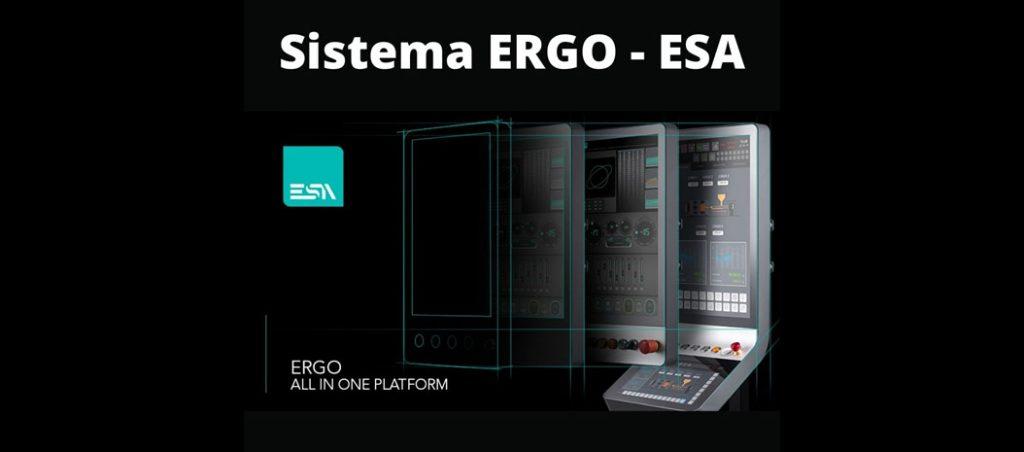 Sistema ERGO – tudo numa só plataforma