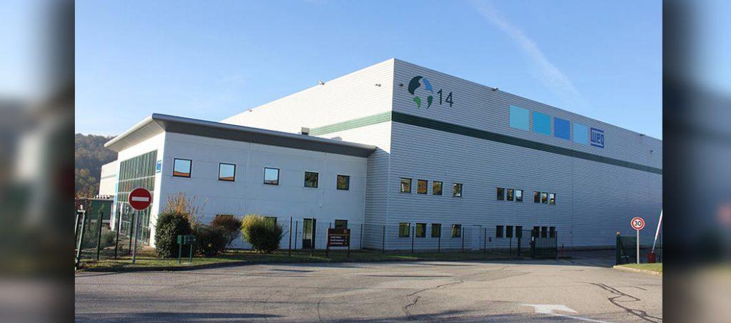 WEG inaugura novas instalações em França