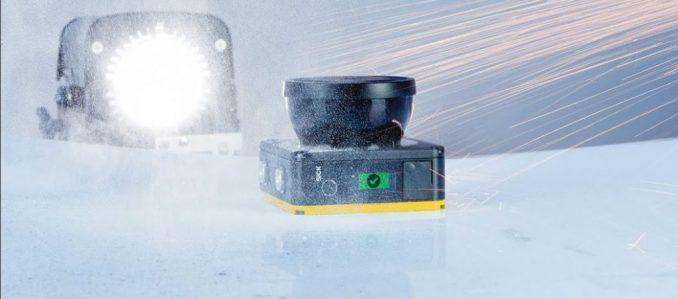 F.Fonseca apresenta o scanner laser mais pequeno do mundo