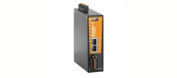 Gateway multifuncional Weidmüller: IoT Gateway 30