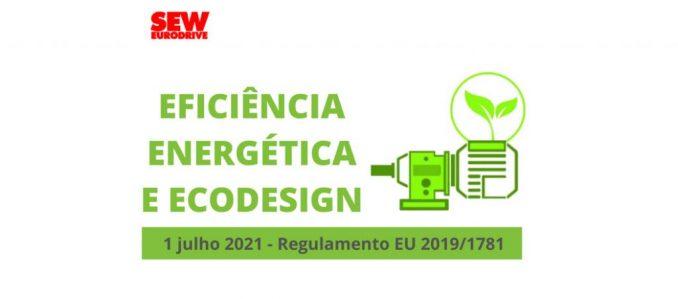 SEW-EURODRIVE: Regulamento de Ecodesign (UE) 2019/1781, válido a 01 de julho de 2021