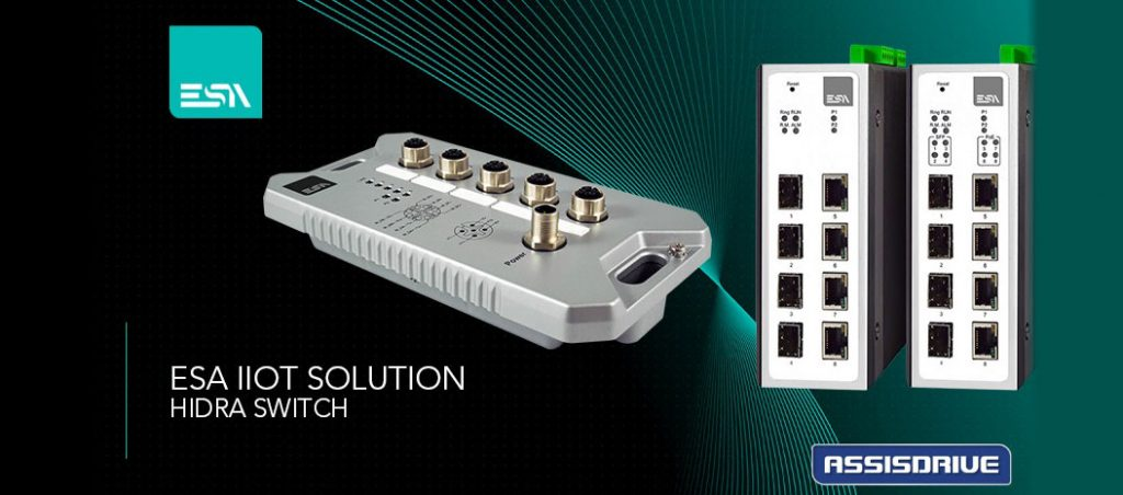 Switches industriais HIDRA