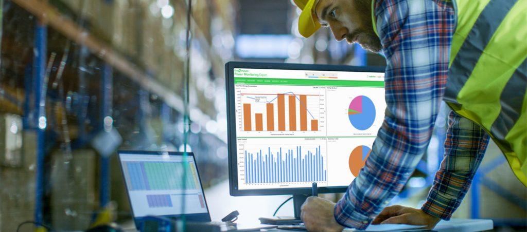nova versão do EcoStruxure™ Power Monitoring Expert 2021