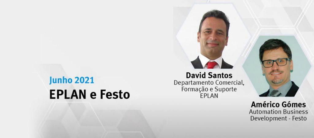 Conferência online - EPLAN e Festo