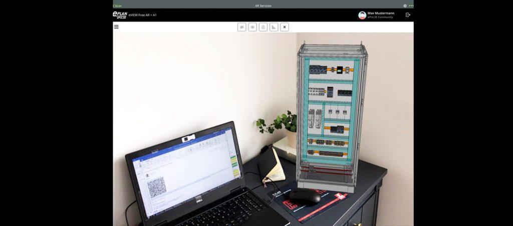EPLAN eVIEW Free agora com funcionalidade AR