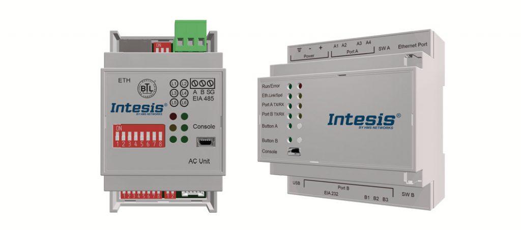 F.Fonseca apresenta gateways de interface AC Intesis da HMS