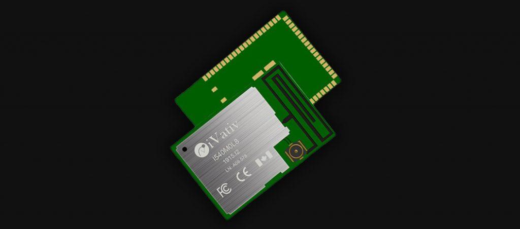 módulo autónomo multi-protocolo iVativ NILE na RUTRONIK